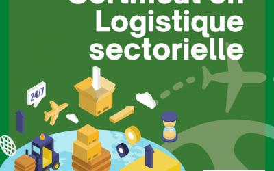 Certificat en Logistique sectorielle
