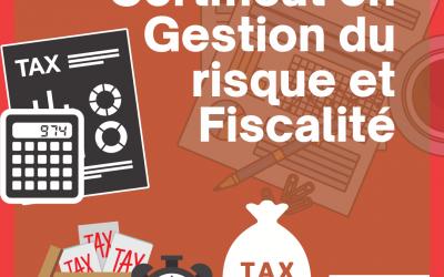 Certificat en Gestion du Risque et Fiscalité