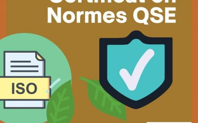 Certificat en Normes QSE