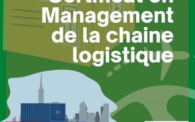 Certificat en Management de la chaine logistique
